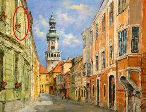 Belvárosi Erdész-lak Sopron szálláshely