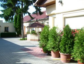 Betti Motel Kiskunhalas szálláshely