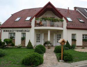 Borbarát Vendégház Eger szálláshely