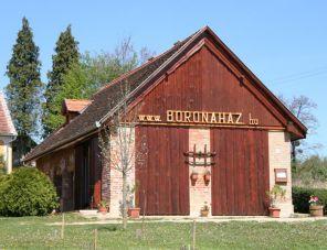 Boronaház Porta szálláshely