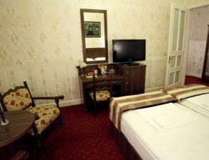 Borostyán Hotel szálláshely