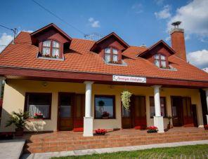 Borostyán Vendégház Gyomaendrőd szálláshely
