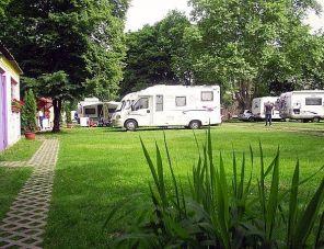 Camping Haller Budapest szálláshely