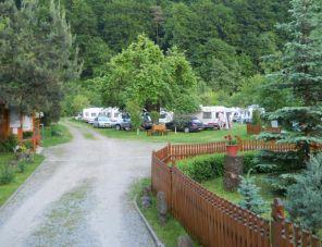 Camping Vasskert Szováta szálláshely