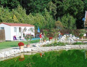 Családi nyaralás Győr közelében,csodálatos Öko-Fürdőtó partján Vének