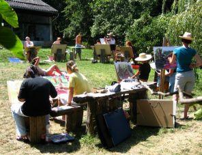 Dunakanyar Ifjúsági Tábor szálláshely Zebegény