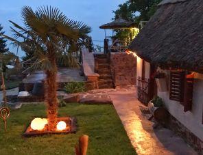 Egzotikus kert 200 éves Vendégház szálláshely