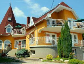Ekker Villa Balatonfüred szálláshely