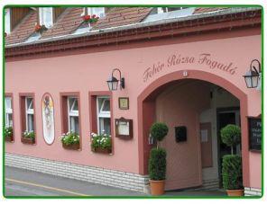 Fehér Rózsa Fogadó Sopron szálláshely