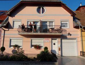 Gere Apartmanház Harkány szálláshely