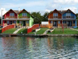 Gyékényes-Vízpart Gyékényes szálláshely
