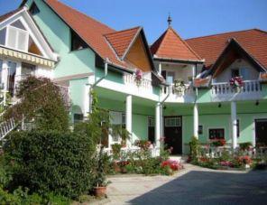 Haus Kati Apartmanház Hévíz szálláshely