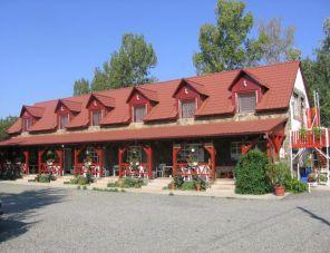 Hernád-Party Üdülőház és Camping szálláshely