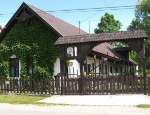 Horváth Kulcsosház Diósjenő szálláshely