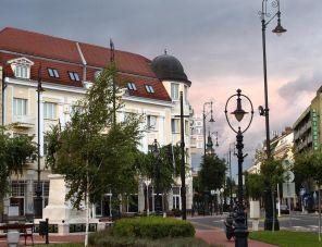 Hotel Centrál *** Nagykanizsa