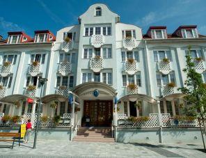 Hotel Erzsébet*** Hévíz szálláshely