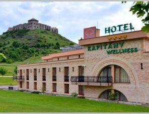 Hotel Kapitány****Wellness Sümeg szálláshely