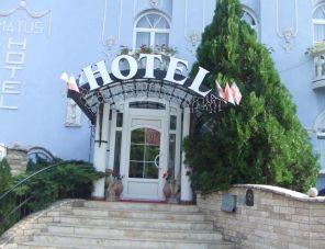 Hotel Matus panzio