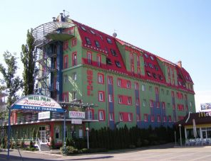 Hotel Polus Budapest szálláshely