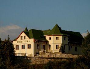 Hotel Rubinia Eger szálláshely