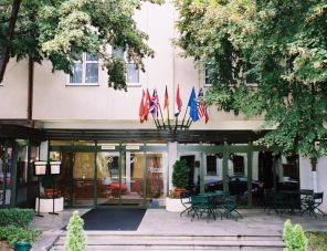 Hotel Unicornis Eger szálláshely