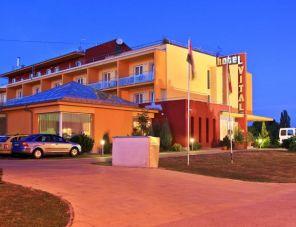 Hotel Vital **** szálláshely