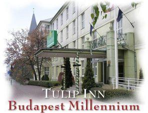 Hunguest Hotel Millennium szálláshely