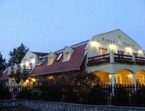 Huszár Panzió és Étterem szálláshely