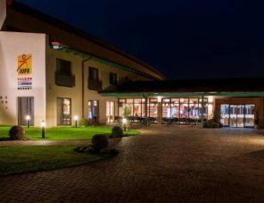 JUFA Vulkán Fürdő Resort Kemping**** szálláshely
