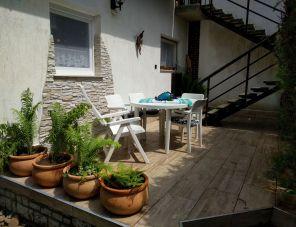Kaméleon Apartmanház Balatonszemes szálláshely