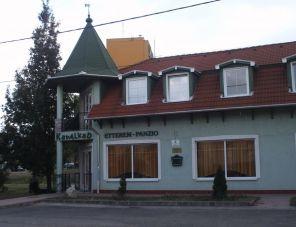 Kavalkád Étterem és Panzió Gyöngyös szálláshely