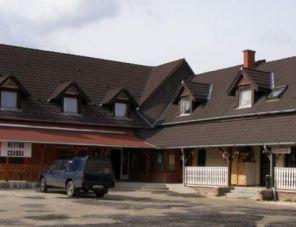 Kettős Csárda Panzió Bocfölde szálláshely