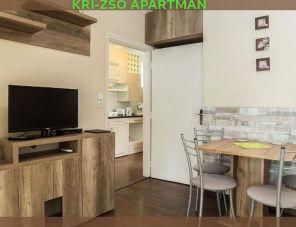 Kri-Zso Apartman szálláshely