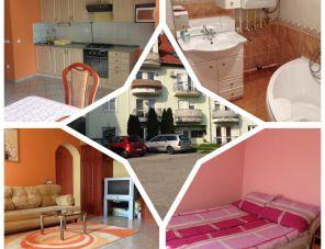 Kristály Apartman szálláshely