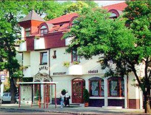 Krisztina Hotel*** Budapest szálláshely