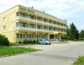 Liget Hotel*** Szolnok szálláshely