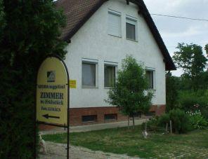 Lukács Vendégház Sopron-Balf szálláshely