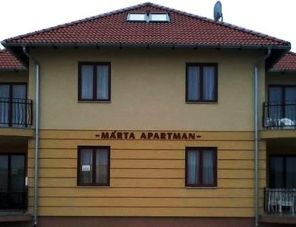 Márta Apartman Kehidakustány szálláshely