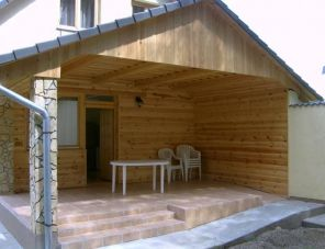 Márta Vendégház és Camping szálláshely