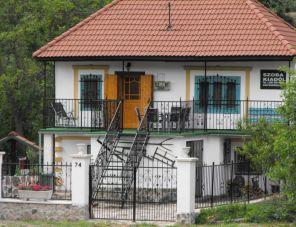 Malom Bérnyaraló szálláshely