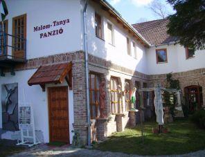 Malom-Tanya Panzió szálláshely