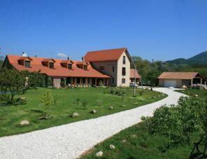 Malomdűlő Farmház Pilisborosjenő szálláshely