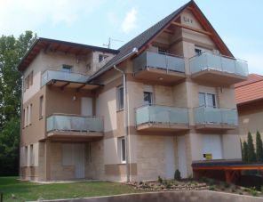 Mandula Apartmanház Balatonlelle szálláshely