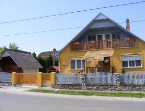 Napfény Vendégház és Apartman Szilvásvárad szálláshely