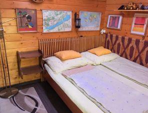 Páros faház Balatonföldvár szálláshely