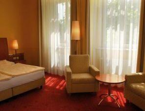Park Hotel Pelikan szálláshely
