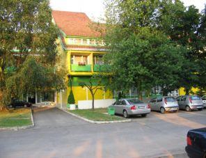 Park Hotel szálláshely