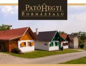 Patóhegyi Borházfalu Petrikeresztúr szálláshely