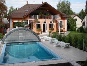 Pelcz Apartmanház Balatonboglár szálláshely