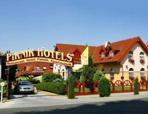 Piknik Wellness és Konferencia Hotel & Apartmanok*** Siófok szálláshely